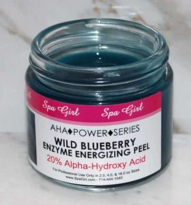 Wild Blueberry Enzyme Energizing Peel