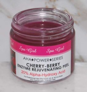 Cherry-Berry Enzyme Rejuvenating Peel