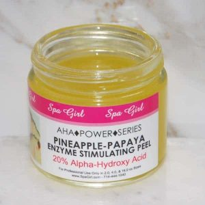 Pineapple-Papaya Enzyme Stimulating Peel