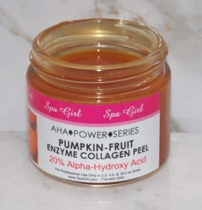Pumpkin-Fruit Enzyme Collagen Peel