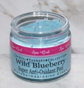 Wild Blueberry Super AntiOxidant Crystals