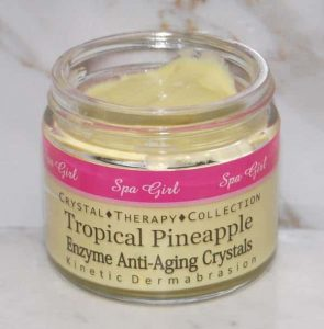 Tropical Pineapple Enzyme Anti-Aging Crystals