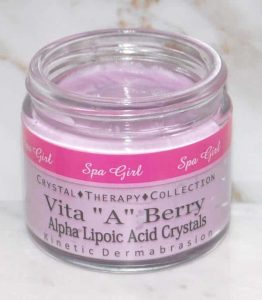 "Vita ""A"" Berry & Alpha Lipoic Acid Crystal"