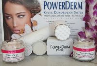 PowerDerm Kinetic Dermabrasion System